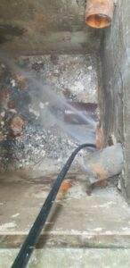 hlohovec cistenie kanalizacie