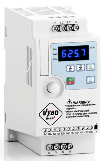 Frekvenční měnič A550