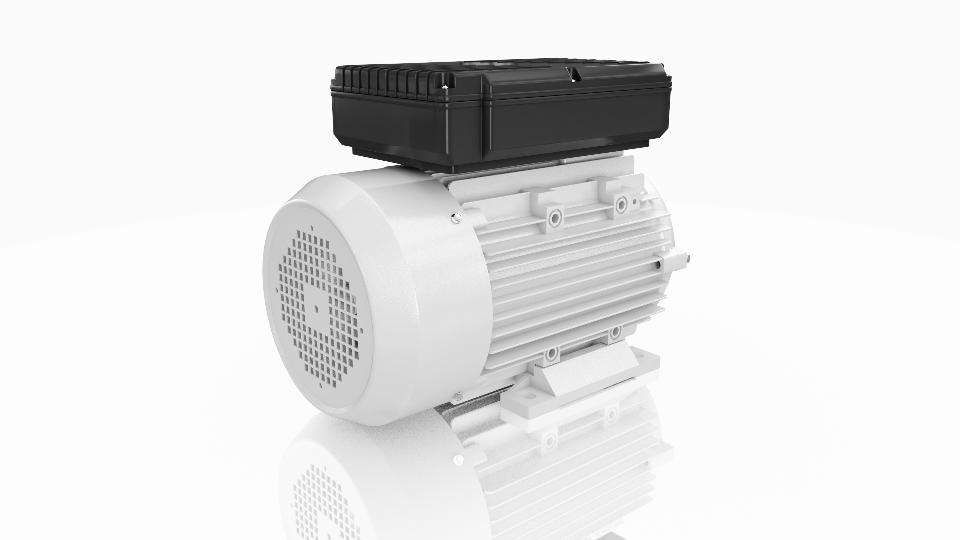 Jednofázový elektromotor 230V
